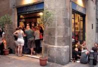 La Plata, barcelona, restaurant, bar, rey de las tapas, food, tavern