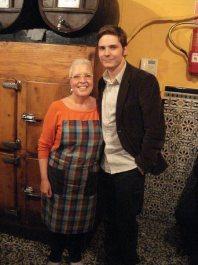 La Plata, barcelona, restaurant, bar, rey de las tapas, food, tavern, daniel Bruhl, rush