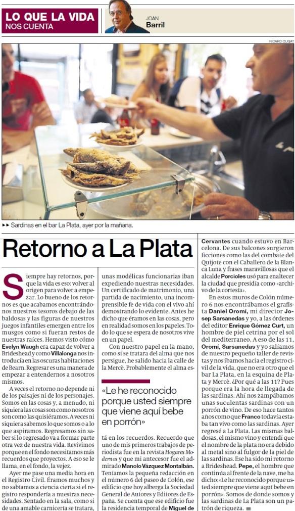 La Plata en El Periódico