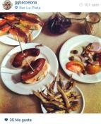 El Bar La Plata en Instagram