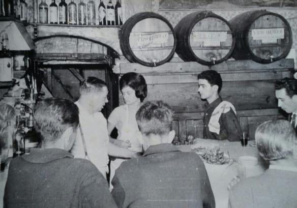 Bar La Plata historico