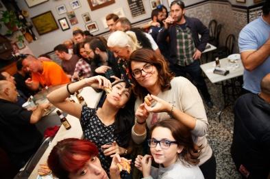 La Plata, el mejor bar de tapas de Barcelona, cumple 70 años.