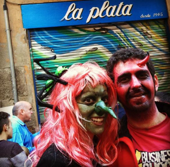 Carnaval en La Plata, el mejor bar de tapas de Barcelona.