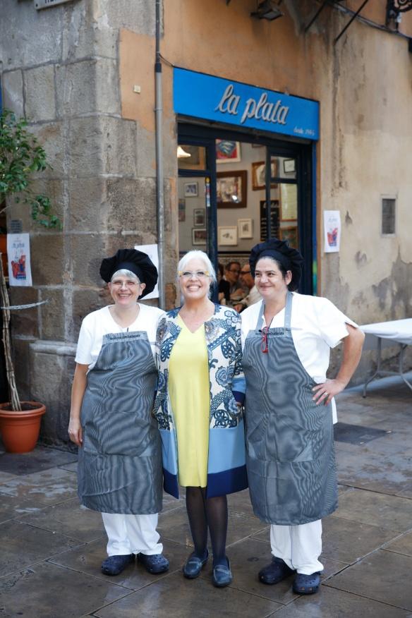 Las reinas del bar La Plata os desean feliz Día de la Mujer.