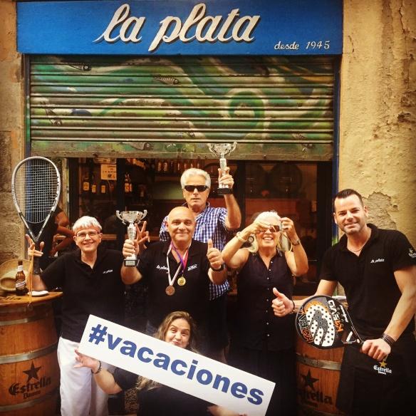 El bar La Plata se va a los Juegos Olímpicos de Río de Janeiro