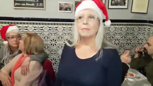 Mannequin challenge en el bar La Plata.