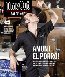 La Plata, portada de la revista Time Out