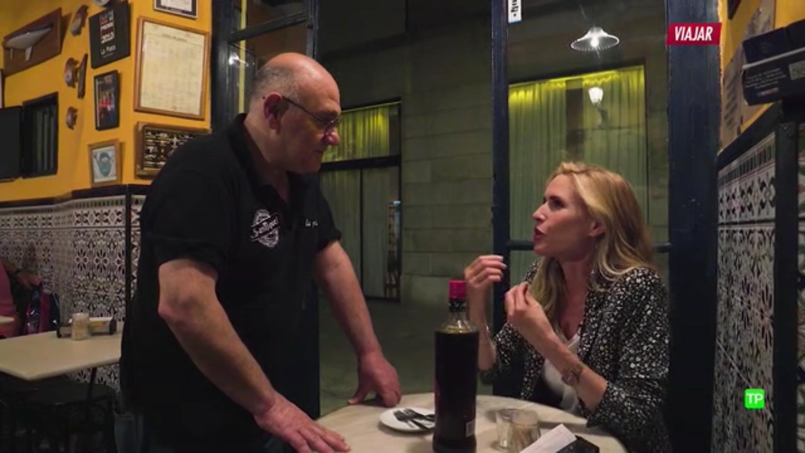 Judit Mascó y La Plata, en la televisión mexicana
